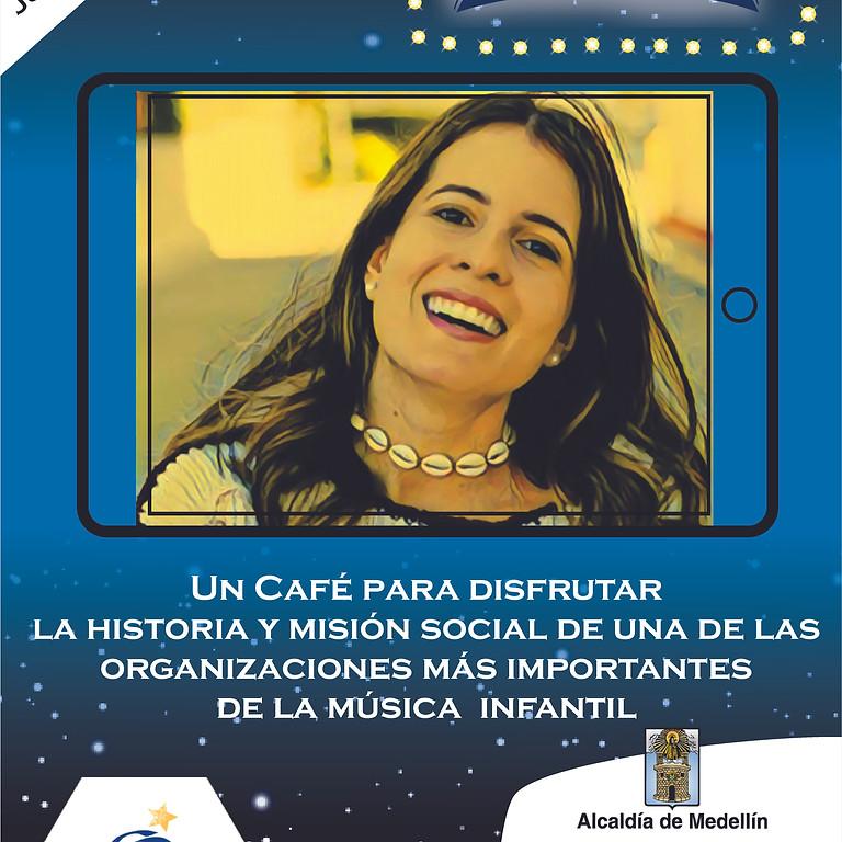 Cantoalegre en la Sala Virtual Colombia Canta