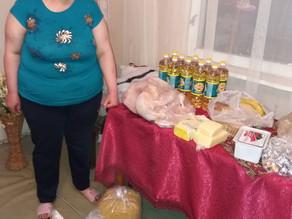 Helped for Susanna in Vanadzor - Bday Fundraisers Combined
