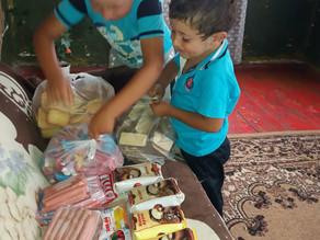 Help Delivered to Single Mother -Aznvadzor Village, Lori -8/19/19