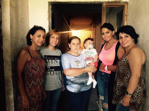 Visit to Widow and 2 Kids in Charentsavan - 8/7/2016 (This Family Needs to be Adopted)