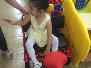 Little Anahit Received Her Special Bicycle! Sept. 12, 2016