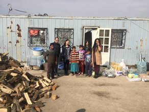 Visit to Merdzavan: Two Children Abandoned by Their Mother, Left Under Sick Father and Grandmother&#