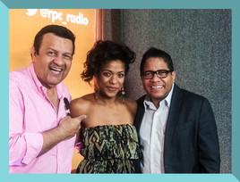 Interview on RPC Radio with artist Osvaldo Ayala.