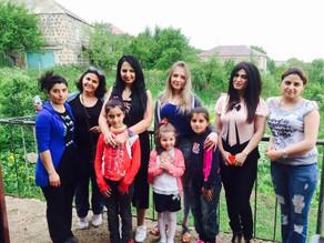 Village in Hrazdan - 3 Kids and Sick Grandmother
