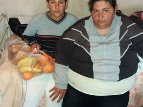 Visit to David and his Mom in Vanadzor - 3.15.19 — in Vanadzor, Armenia