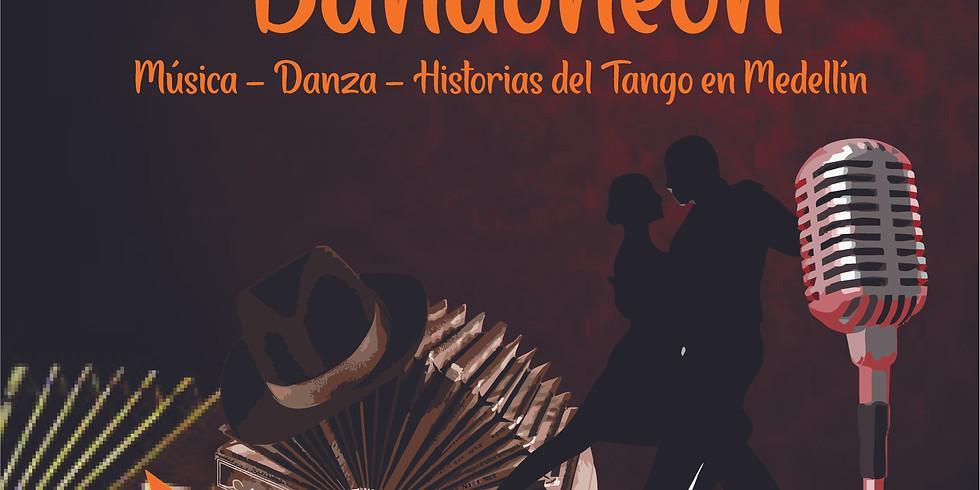 """Salas Abiertas:  Especial para Abuelos:  """"Bandoneón"""" Cantos, danzas e historias del tango en Medellín"""