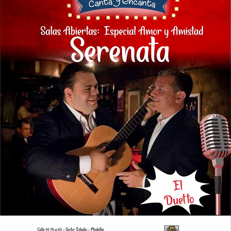 Serenata: Especial Salas Abiertas Colombia Canta