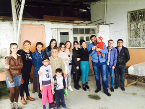 Help Delivered to Families Fled from Talish and Mataghis - Artsakh