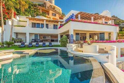 Villa Perla de Law, naay travel, experience designers, cabo experiences, bespoke cabo experiences, cabo villas, villas in cabo, cabo luxury villas, villas in los cabos