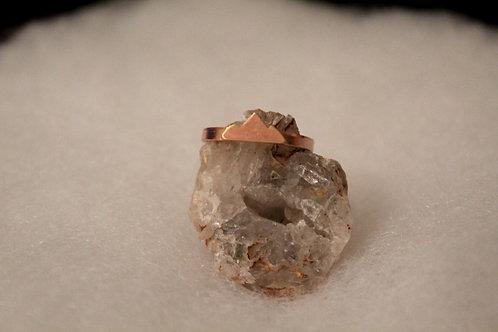 Mountain Rings - Rose Gold