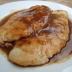 Chicken Marsala Scaloppine