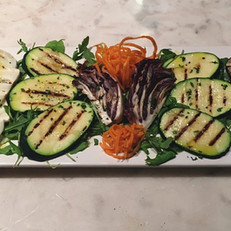 Grilled Verdure