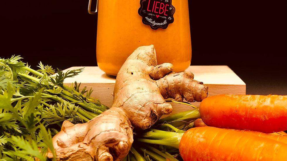 BIO Karotten Ingwer Suppe
