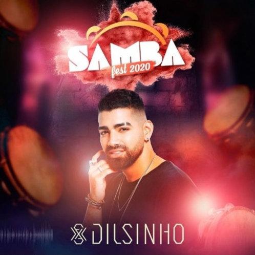 Área VIP inteira - Samba Fest | Dilsinho