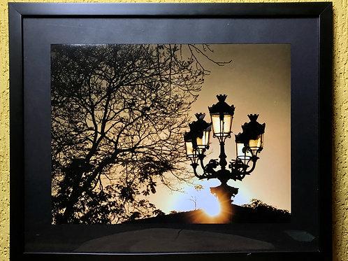Quadro fotográfico com moldura - Paulo Filho Fotógrafo