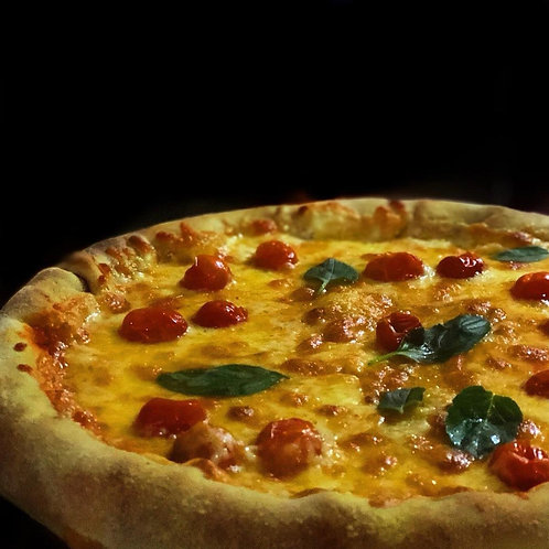 Pizza Artesanal - Pizzas do Jordan