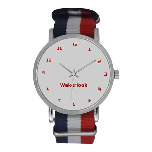 Wakerlook Nylon Strap Watch