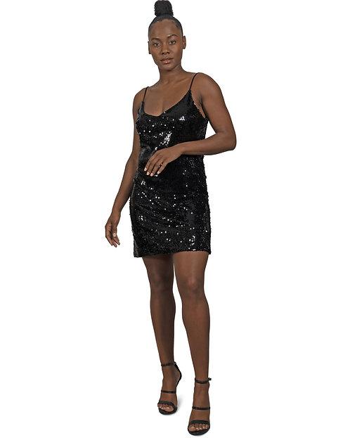 Bella Sequin Mini Dress