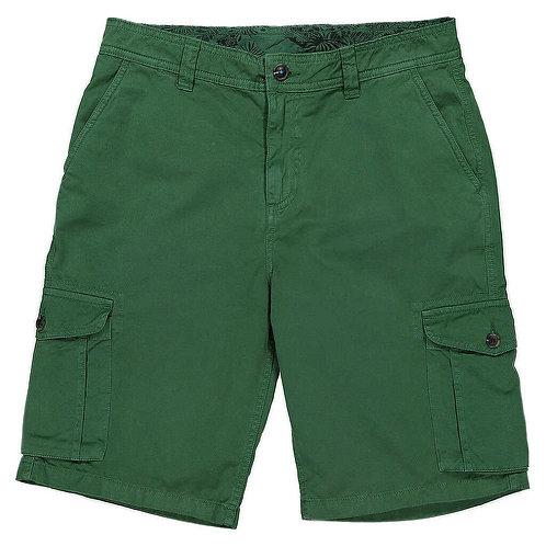 CRAB Cargo Shorts Green