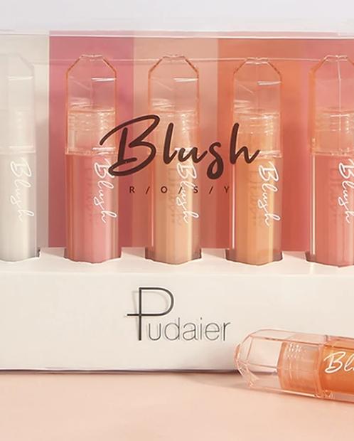 Fluid Sheer Glow Enhancer - Liquid Blush Set