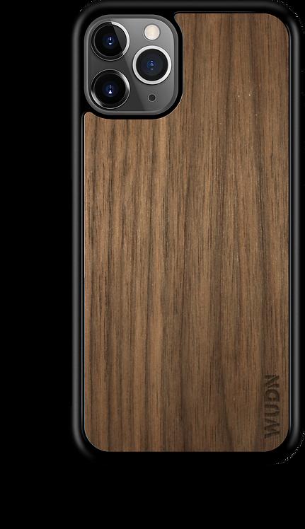 Slim Wooden Phone Case | Black Walnut