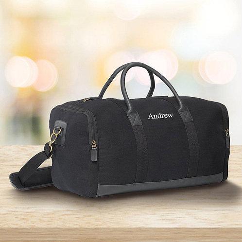 Heavy Canvas Weekender Duffle Bag