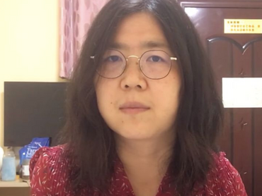 A Chinese citizen journalist jailed for four years for covering Covid-19 from Wuhan