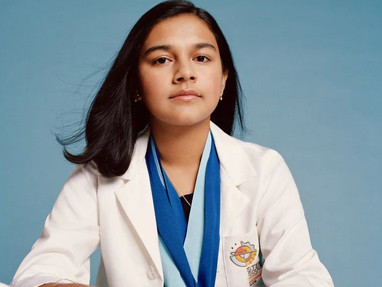 Geetanjali Rao is named by TIME as first-ever 'Kid of the Year'