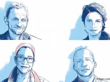 Nobel Alternative 2020 was awarded to Nasrin Sotoudeh