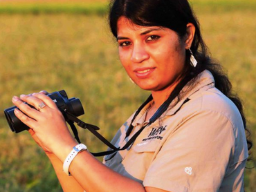 Purnima Barman and her Hargila Army is on a mission to save India's storks