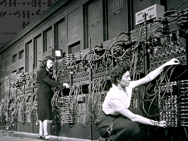 World's First Electronic Computer Was Programmed by 6 Brilliant Women