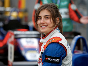 Tatiana Calderon Calls For Gender Equality In Motorsports
