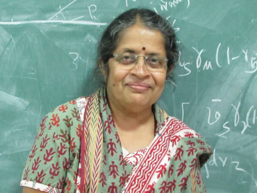 Top France Award for Indian Physicist Rohini Godbole