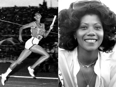 Read the inspiring story of athlete Wilma Rudolph who was once told she would never walk again