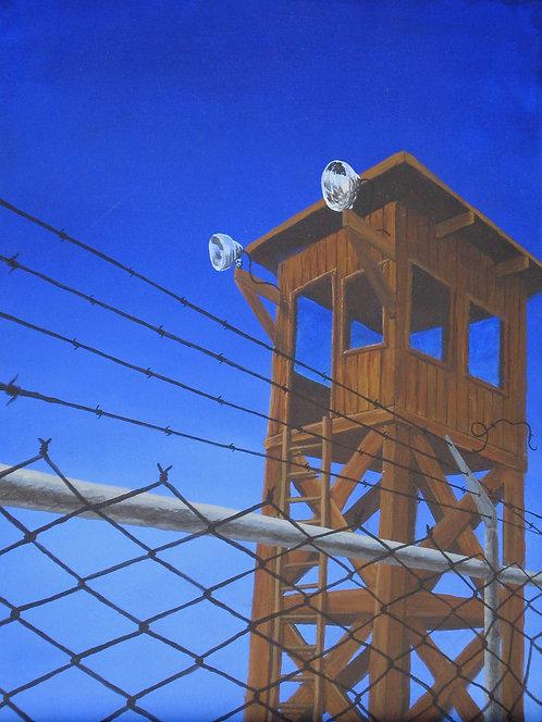 Tower at Manzanar