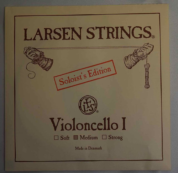 Larsen Soloist 4/4 Cello A String Medium