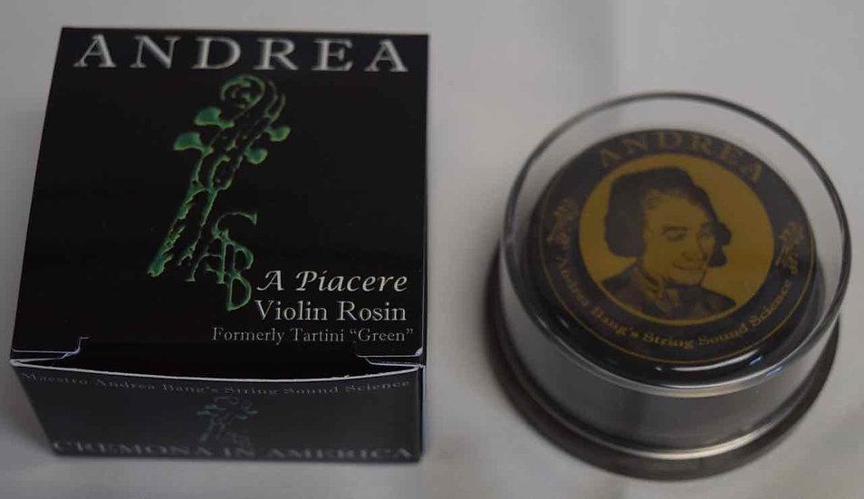ANDREA A Piacera Violin Rosin