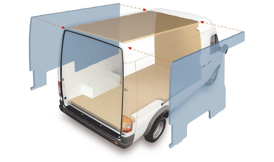 progetto grafico di camion beicontato