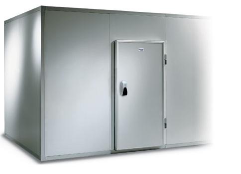 rappresentazione di una cella frigorifera