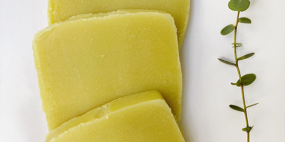 Atelier fabrication de savon artisanal