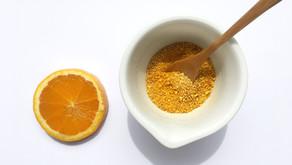 Recette poudre orange maison