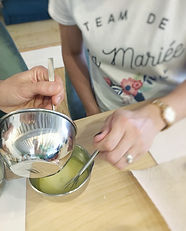 Atelier fabrication de creme visage sur mesure