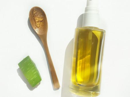 Recette DIY cosmétique simple : Sérum hydratant naturel à l'aloé-vera !
