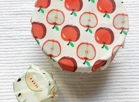 Tuto DIY Bee Wrap ou film réutilisable eco-friendy!