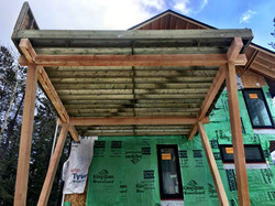 Timber Frame Substructure