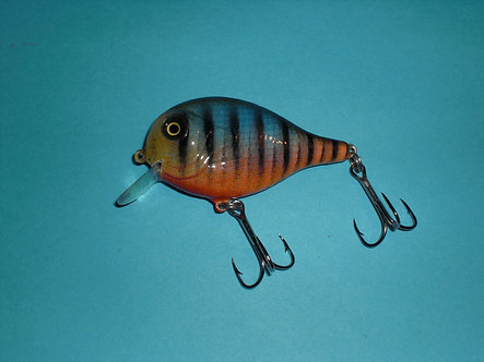 Punkinseed type lure - small 2 1/4""