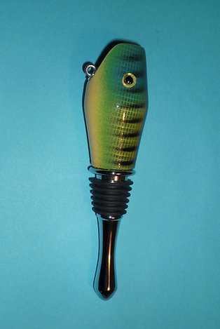 Wine Stopper - Fishing Lure