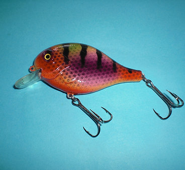 Punkinseed type lure - large 3""