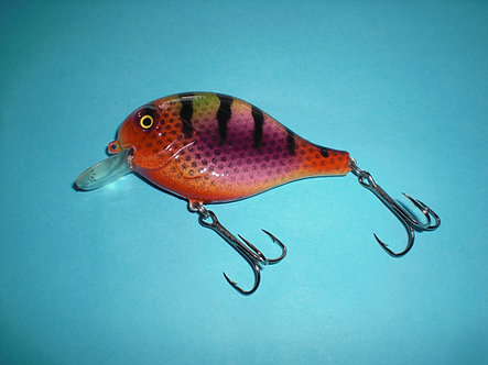 """Punkinseed type lure - large 3"""""""