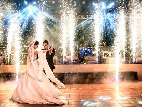 7 efectos que debes tener en tu boda para que sea espectacular